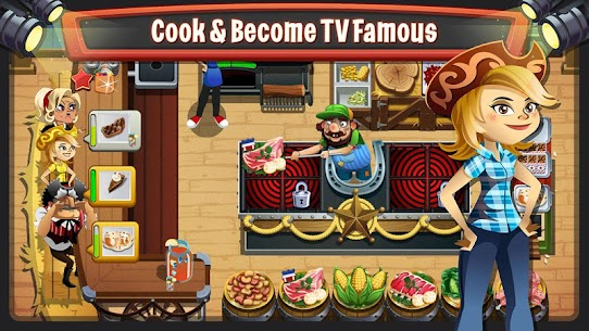 COOKING DASH Mod 2.19.4 Apk [Unlimited Coins] 1