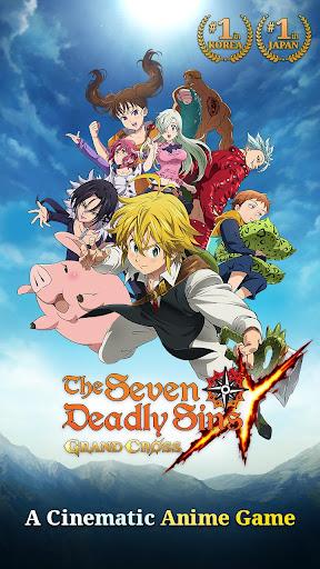 The Seven Deadly Sins Grand Cross screenshot 1