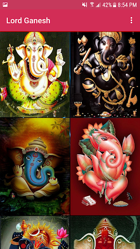 Hindu GOD Wallpapers 1.2 screenshots 4