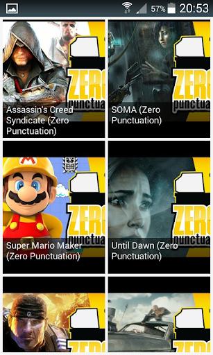 玩漫畫App|ZeroPunctuation Complete Serie免費|APP試玩