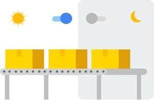 imagen de la sección Automatiza tus operaciones de infraestructura en la nube