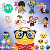 Emoji Stickers for Messengers