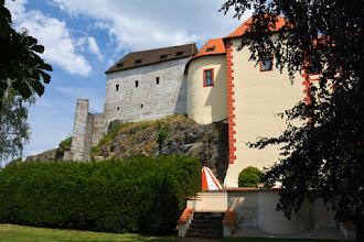 Photo: W latach1640-1677 zostaje przebudowany w stylu barokowym. 200 lat później następuje kolejna gruntowa przebudowa.