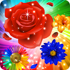 Flower Mania: Match 3 Game icon