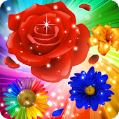 Flower Mania: Match 3 Game
