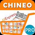 Chineo PRO - Best China Online Shopping Websites icon