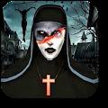 Scary Crazy Goosebumps Nun