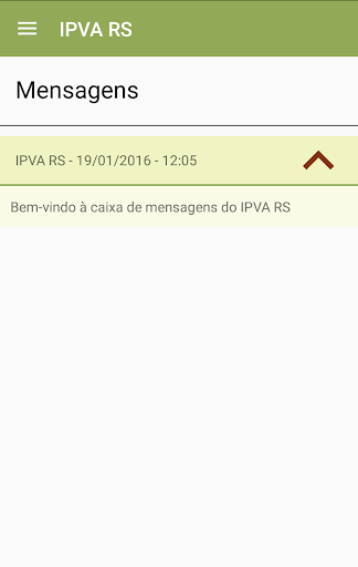 Foto do IPVA RS