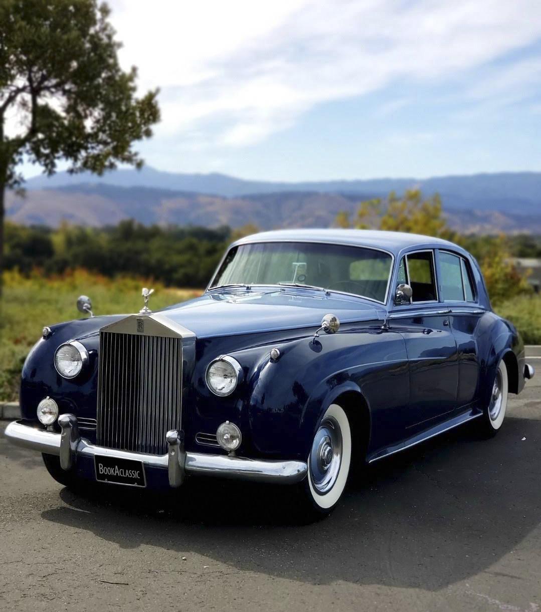 Rolls-Royce Cloud 2 Hire San Jose