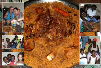 Photo: CHEBU-DIEN,arroz con pescado,el plato tipico de Senegal
