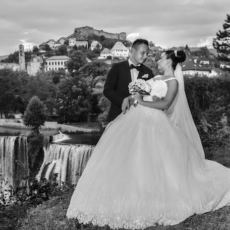 Fotógrafo de bodas Vanja Hadžiavdić (VanjaHadziavdi). Foto del 31.07.2017