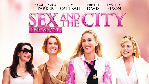 Sex and the city 3 movie 2017