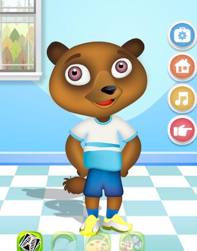 Lion care for kids 1.0 screenshots 6