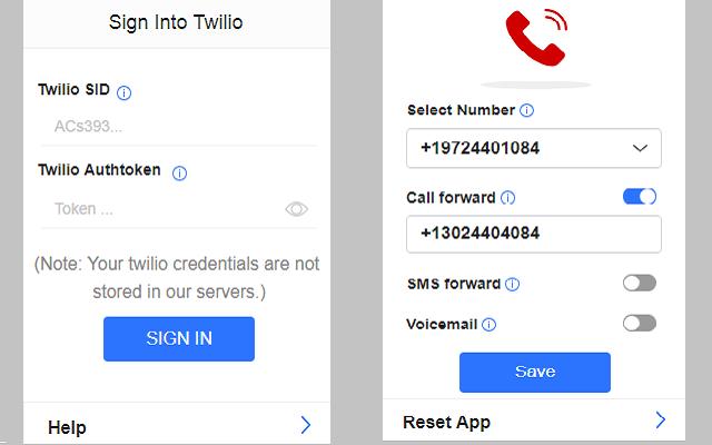 Twilio Burner Phone and SMS