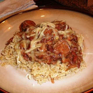 Red Beans and Rice with Chicken