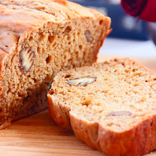 Tea Lifestyle-Stevia recipes-Whole Wheat Banana Yogurt Bread