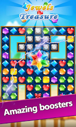 Diamond Jewel Treasure Casual APK screenshot thumbnail 4