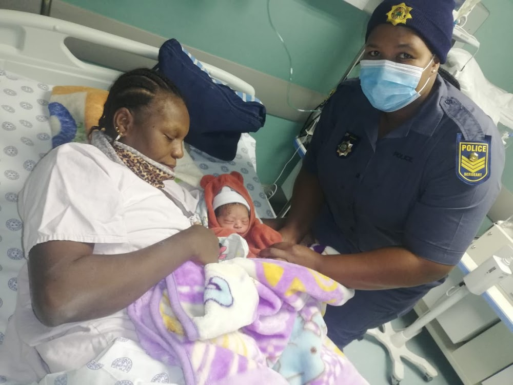 'I had to confront my fears': Cop helps woman give birth at Mpumalanga police station - SowetanLIVE