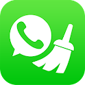WhatsApp  Cleaner icon
