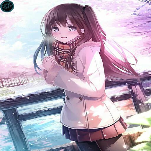 Anime Girl Wallpapers Offline APK