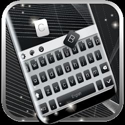 Cool black keyboard