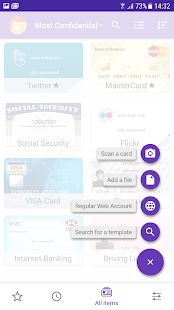 oneSafe | password manager - náhled