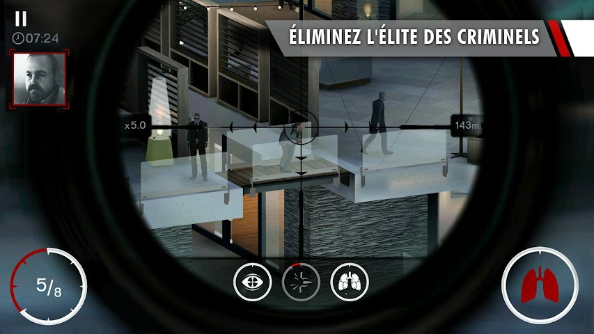 android Hitman: Sniper Screenshot 11