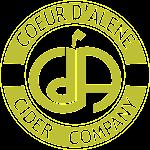 Coeur D'Alene Cider Semi-Dry Cider