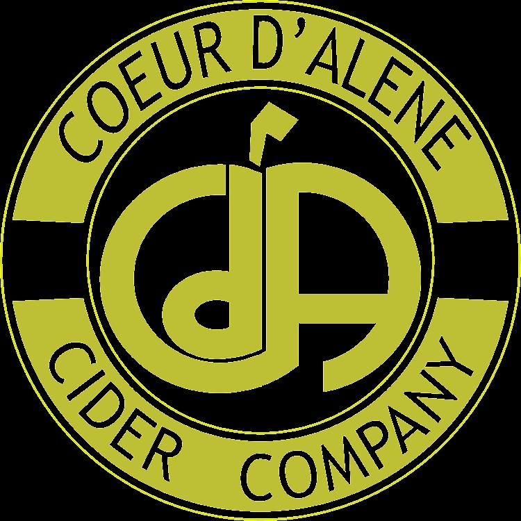 Logo of Coeur D'Alene Cider Semi-Dry Cider