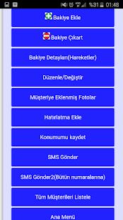 TeraSistem Resimli Veresiye Defteri, alacak-borc T - náhled