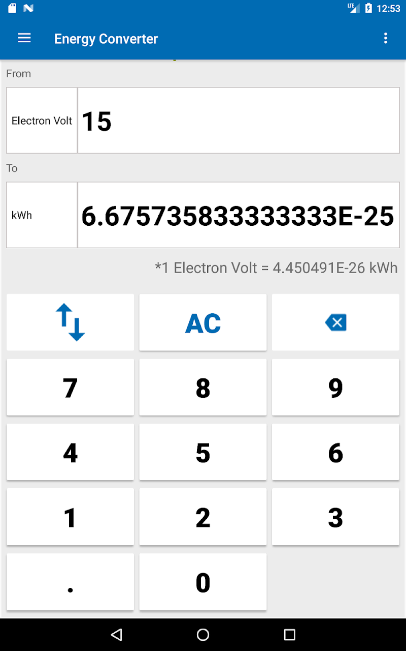 NT Calculator - Extensive Calculator Pro Screenshot 19