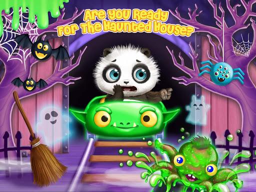 Panda Lu Fun Park - Carnival Rides & Pet Friends 1.0.45 screenshots 11