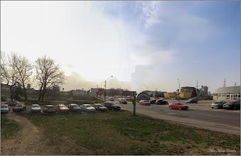 Photo: Turda - Str. Stefan cel Mare la intersectie cu Piata Romana - Podul Mare din Beton  - 2019.04.02