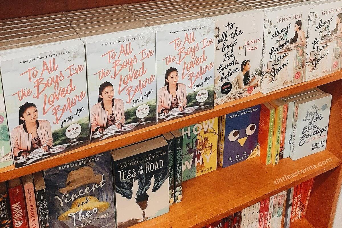 Pengalaman Beli Buku Online di Kinokuniya Jakarta