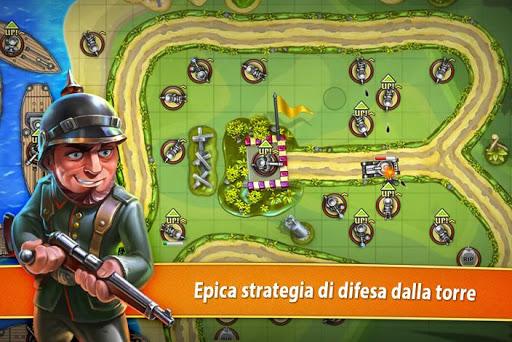 Toy Defense - TD Strategia  άμαξα προς μίσθωση screenshots 1
