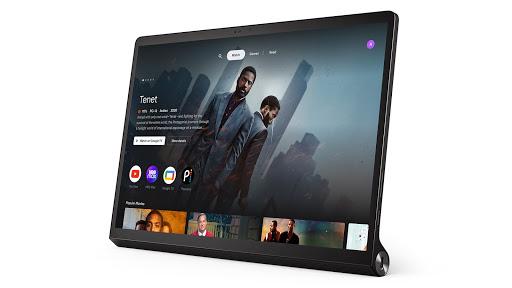 Lenovo's brawny Yoga Tab 13 debuts in the US