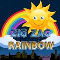 ZIGZAG RAINBOW icon