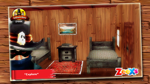 Screenshot for Western Guns 01: Wild Cowboys in United States Play Store