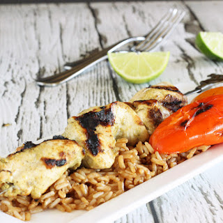 Sweet and Spicy Grilled Jerk Chicken.