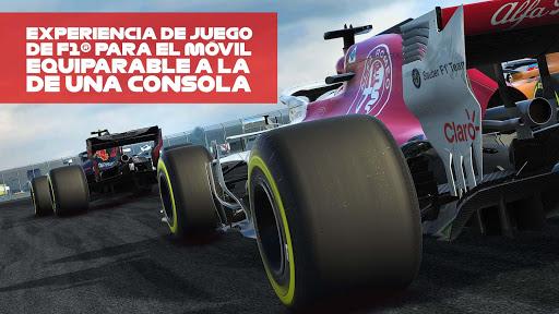 F1 Mobile Racing  trampa 1