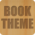 Book theme for Total Launcher icon