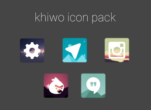 Khiwo Icon Pack [BETA]
