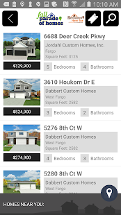 Fargo-Moorhead Parade of Homes- screenshot thumbnail
