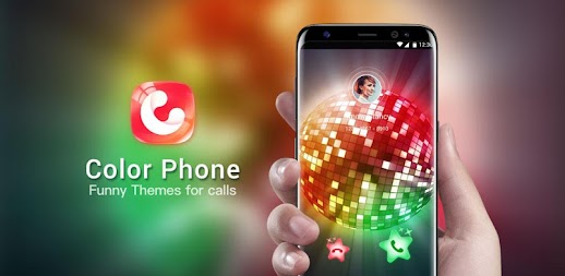 Color Phone - Call Screen & LED Flash APK