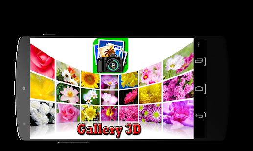 Fotogalerie 3D - náhled