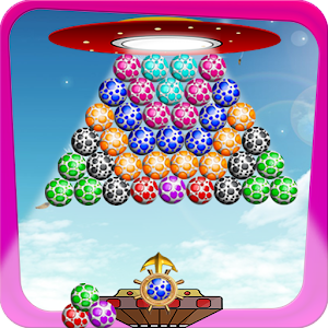 Egg shoot UFO for PC and MAC