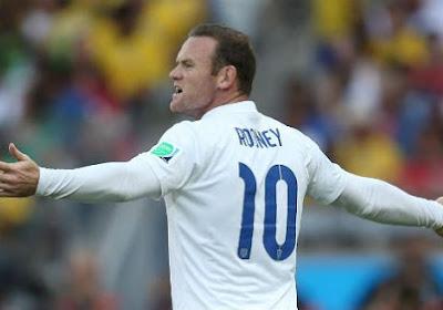 Eriksson vote pour Rooney comme capitaine de l'Angleterre