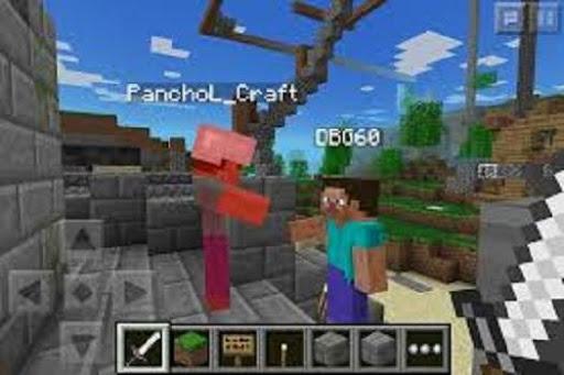 Скачать Minecraft PE 1.2 и 1.2.6.1 на Android бесплатно