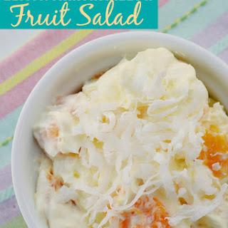 Lemon Marshmallow Fruit Salad.