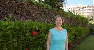 María Dolores Durán, profesora de Historia.